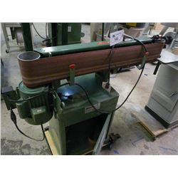 "GENERAL MODEL 15-005-M1 1/12HP 36""X6"" SIDE BELT SANDER"