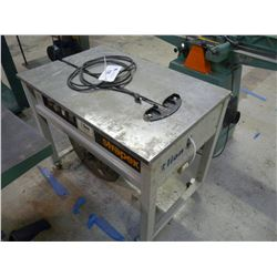 2006 STRAPEX TYPE ALLPACK AUTOMATIC STRAPPING MACHINE