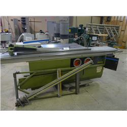 GRIGGIO SC3200 10' SLIDING PANEL SAW W/SCORING