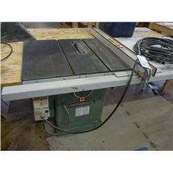 "GENERAL 10"" TABLE SAW WITH GENERAL FENCE"