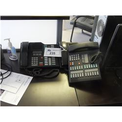 MERIDIAN PHONE SYSTEM W/6 HAND SETS
