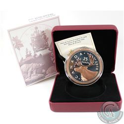 2018 Canada 25-cent Big Coin 5oz Rose-Gold Plated Fine Silver (TAX Exempt). This 5-ounce Pure Silver