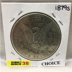 US Morgan Dollar (CHOICE of 2)