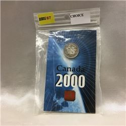 RCM Canada 2000 Collector Pins (CHOICE of 6)