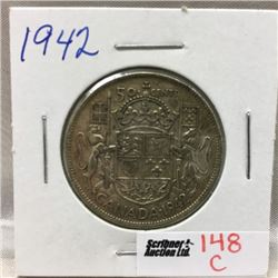 Canada Fifty Cent (CHOICE of 8)