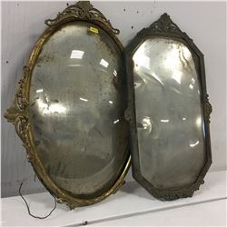 Convex Glass Picture Frames (2)