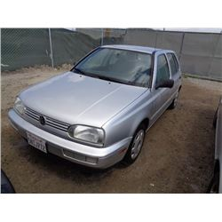 VW GOLF 1998 T-DONATION