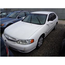 NISSAN ALTIMA 2001 T-DONATION