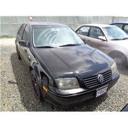 VW JETTA 2003 T-DONATION
