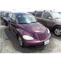 CHRYSLER PT CRUISER 2004 T-DONATION