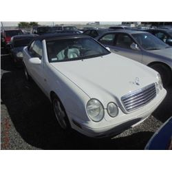MERCEDES CLK320 1999 T-DONATION