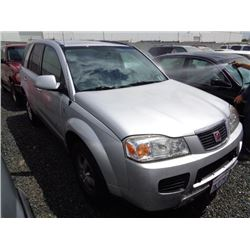 SATURN VUE 2007 SALV T/DONATION