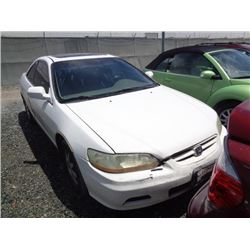 HONDA ACCORD 2002 APP  DUP/T-DON