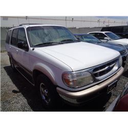 FORD EXPLORER 1997 APP  DUP/T-DON
