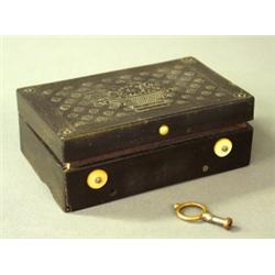 A music box
