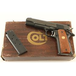 Colt Gold Cup .45 ACP SN: 70N28702
