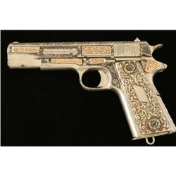 Highly Embellished Remington UMC 1911 .45