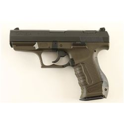 Walther P99 .40 S&W SN: 407864