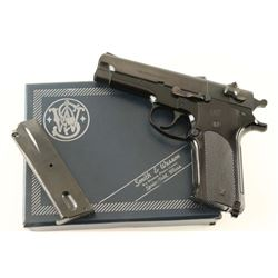 Smith & Wesson 59 9mm SN: A240567