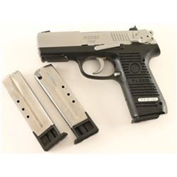 Ruger P95 9mm SN: 318-21038