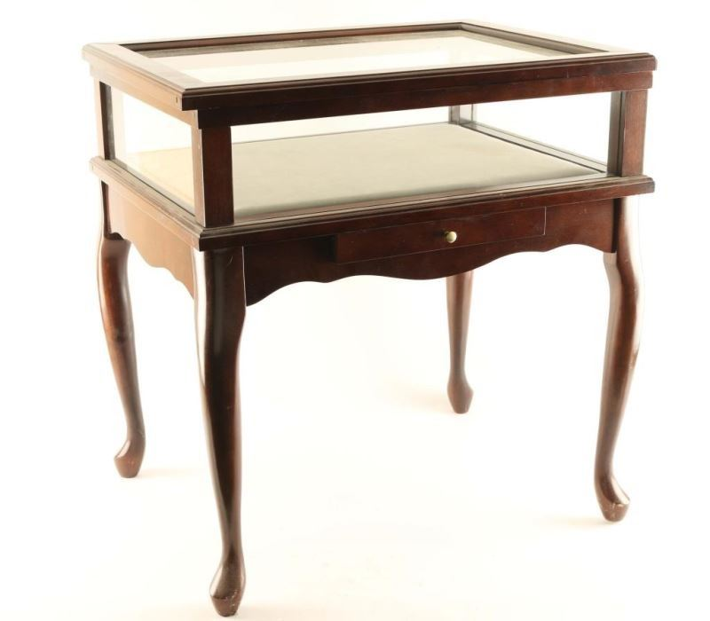 Shadow Box Side Table - Shadow box side table