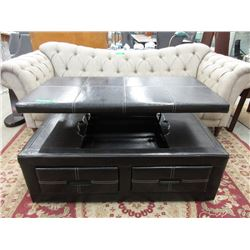 New Lift Top Coffee Table with 2 Drawers