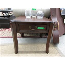 New End Table with Drawer