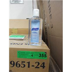 4 Cases of Purell Hand Sanitizer