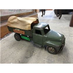 1950s Buddy L US Army Troop Transport