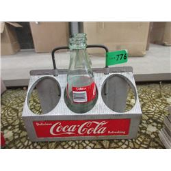 1940/1950s Coca Cola 6-Pack Car Caddy Holder