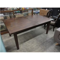 New LH Imports Dining Table with Pull Out Leaf