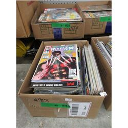 70+ Assorted Comics