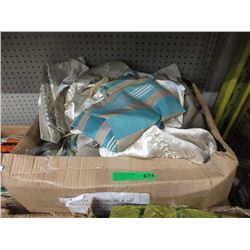 "Large Case of New 18"" Zippered Cushion Covers"