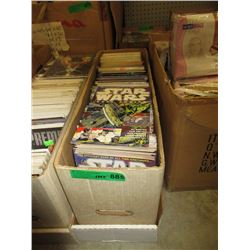100+ Assorted Comics