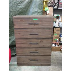 New 5 Drawer Dresser