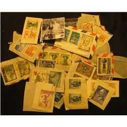 Bag of Austrian Stamps.