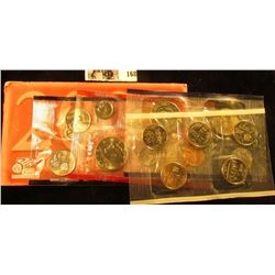 2000 P & D U.S. Mint Set in cellophane and an envelope for just the Denver Set. (20 piece Set)