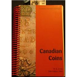 2004 Charlton Canadian Coins (58th edition).