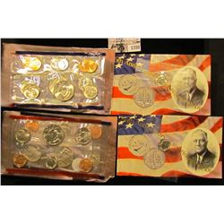 1280 . (2) 1996 Mint Sets With The West Point Dime Included.  These Book For Around $25 Each