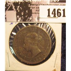 1461 . 1900 Canada Large Cent, VG.