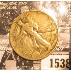 """1538 . 1946 P Doubled Die Reverse Variety, doubling on """"E Pluribus Unum"""", FS-801."""