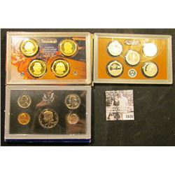 1686 . 1971 S Cameo Proof Strike U.S. Proof Set in original box of issue; 2013 S National Parks Five