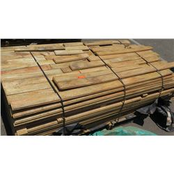 Large Pallet of Koa Wood Flooring, High Grade, Tongue and Groove