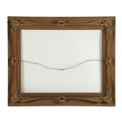 Gilt Plaster Frame (Early 20th Century)