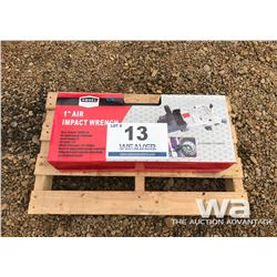 """1"""" DRIVE AIR IMPACT WRENCH KIT"""