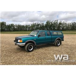 1997 FORD RANGER PICKUP