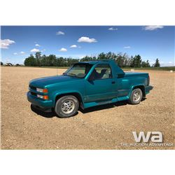 1994 CHEV SHORTBOX PICKUP