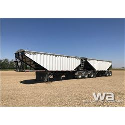 2014 LOAD KING SUPER B GRAIN TRAILERS