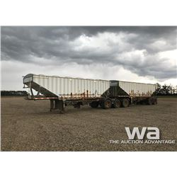 2001 ADVANCE SUPER B GRAIN TRAILERS