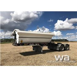 2015 DOEPKER T/A SIDE DUMP TRAILER